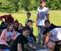 Sedmošolci na Boču